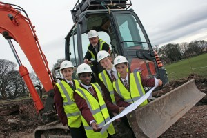 The Reece Foundation funds STEM building at St Cuthbert's High School